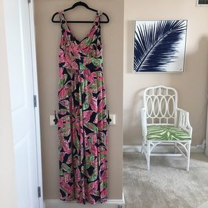 Lilly Pulitzer Maxi Dress - Large